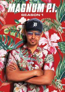 Magnum PI Season One DVD