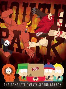 South Park Season 22 DVD