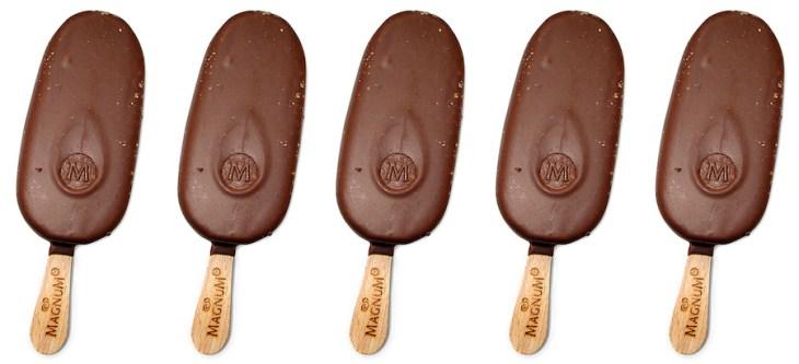 Magnum Ice Cream bars