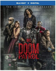 Doom patrol season one