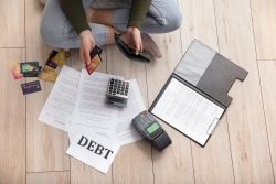 There is a difference between good and bad debt