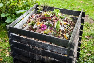 Compost to save money