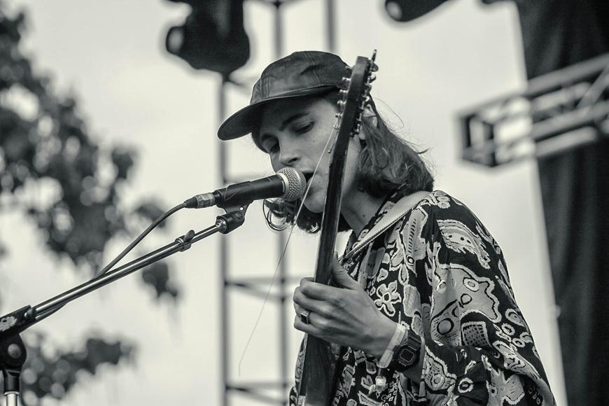 DIIV @ Pitchfork Music Festival 2014
