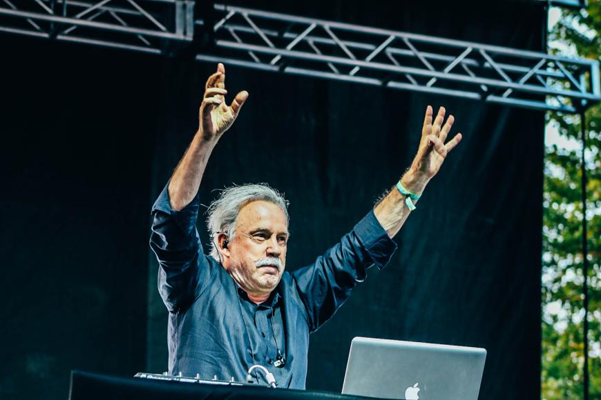 Giorgio Moroder @ Pitchfork Music Festival 2014