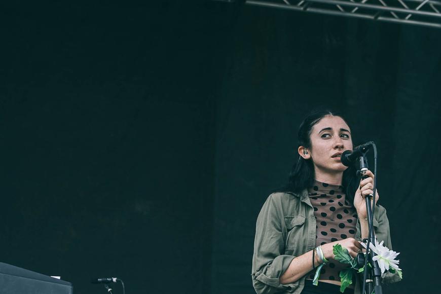 Hundred Waters @ Pitchfork Music Festival 2014