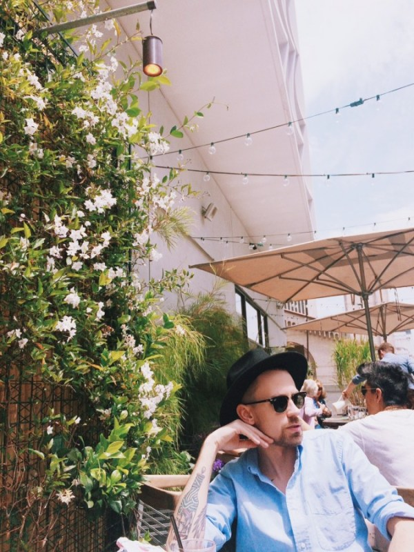 Brunch at Commissary
