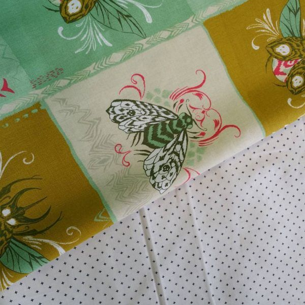 New Cotton and Steel at Sew Dayton