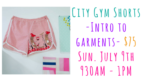 city gym shorts