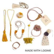 The Loome - Big A - Bamboo