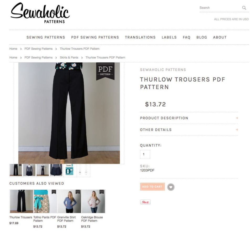 Pants for fall!