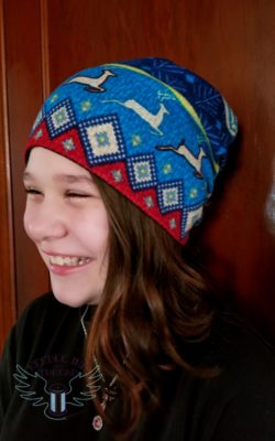 Girl-Charlee-hat-2-2-250x400 Hats with Girl Charlee Hacci Sweater Knit with Free Tutorial!