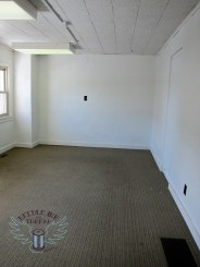 prior to removing the carpet