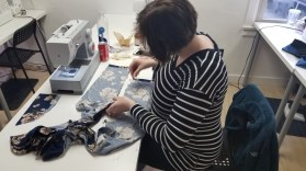leah - leggings class - needle ink and thread