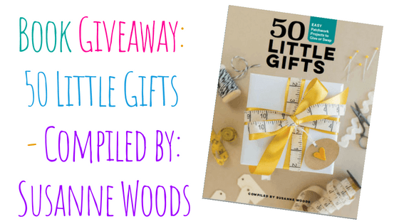 Book Giveaway 50 little gifts