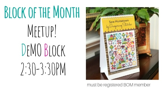 Monthly Meet Ups!