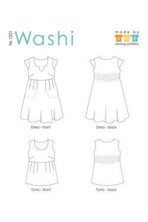 Washi Dress or Tunic up to you!