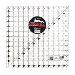 Creative Grids 12 1/2Square Quilting Ruler Template