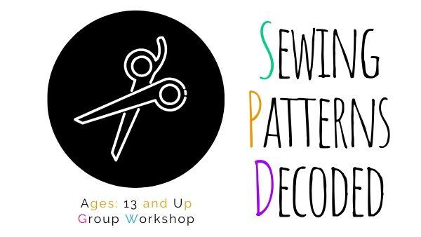 Learn how to use sewing patterns