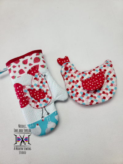 Lu's Cute Annies Creative Project Kit