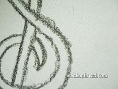 Simple Quick Embroidery Design Transfer Method Needlenthread Com