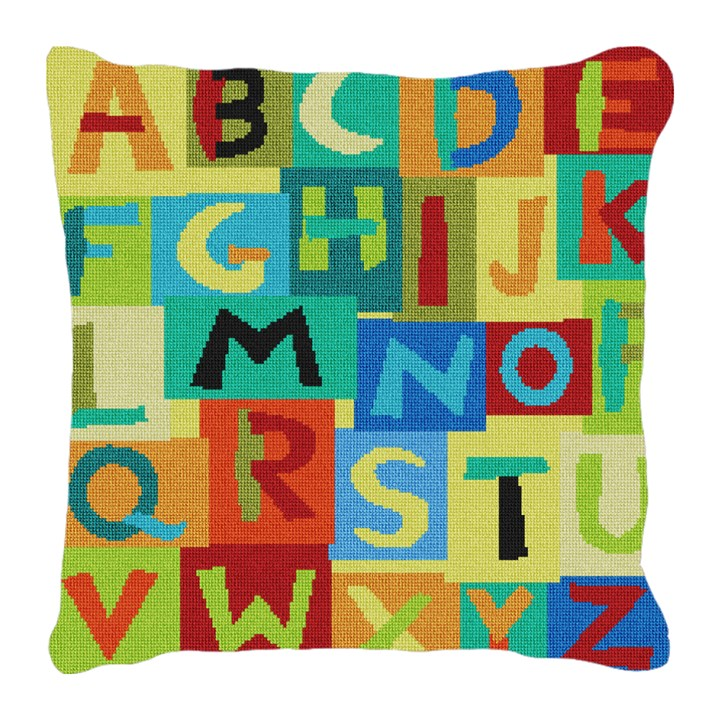 baby and kids pillow needlepoint
