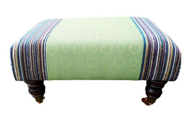 Granny Smith matching footstool