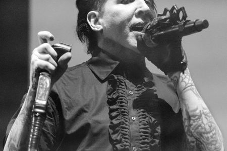 Interesting facts about Marilyn Manson