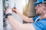 what does a domestic electrician do