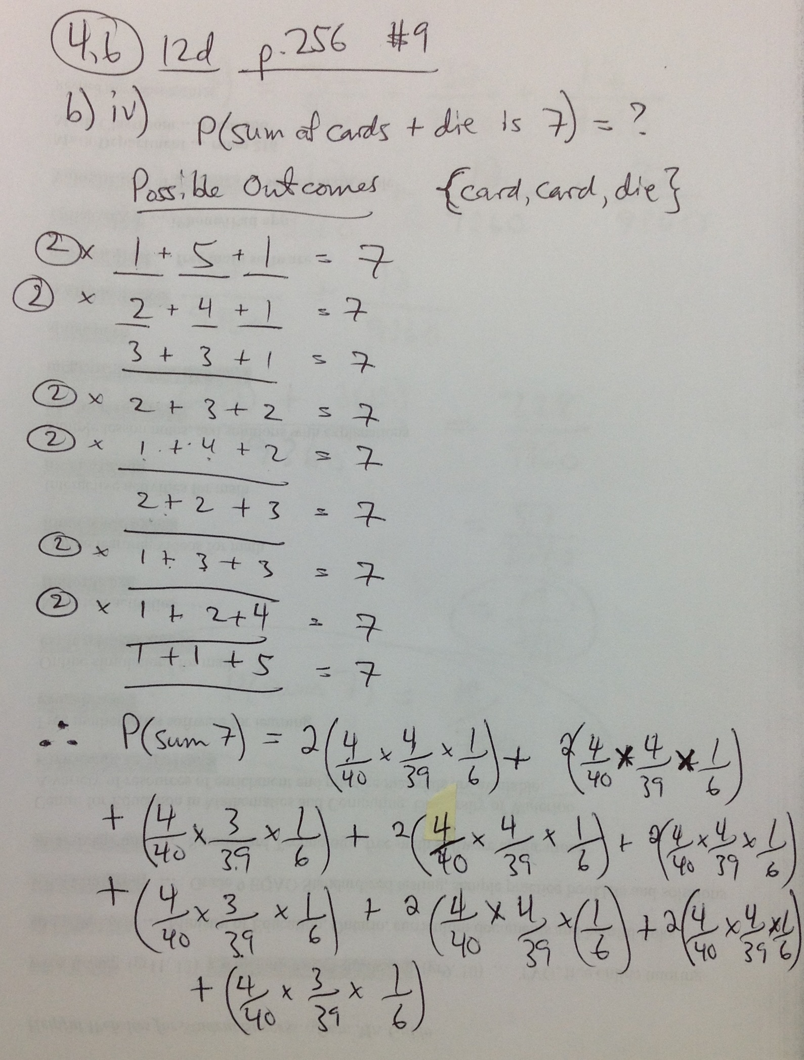 Need Math Help Grade 12 Mathematics Ontario Canada