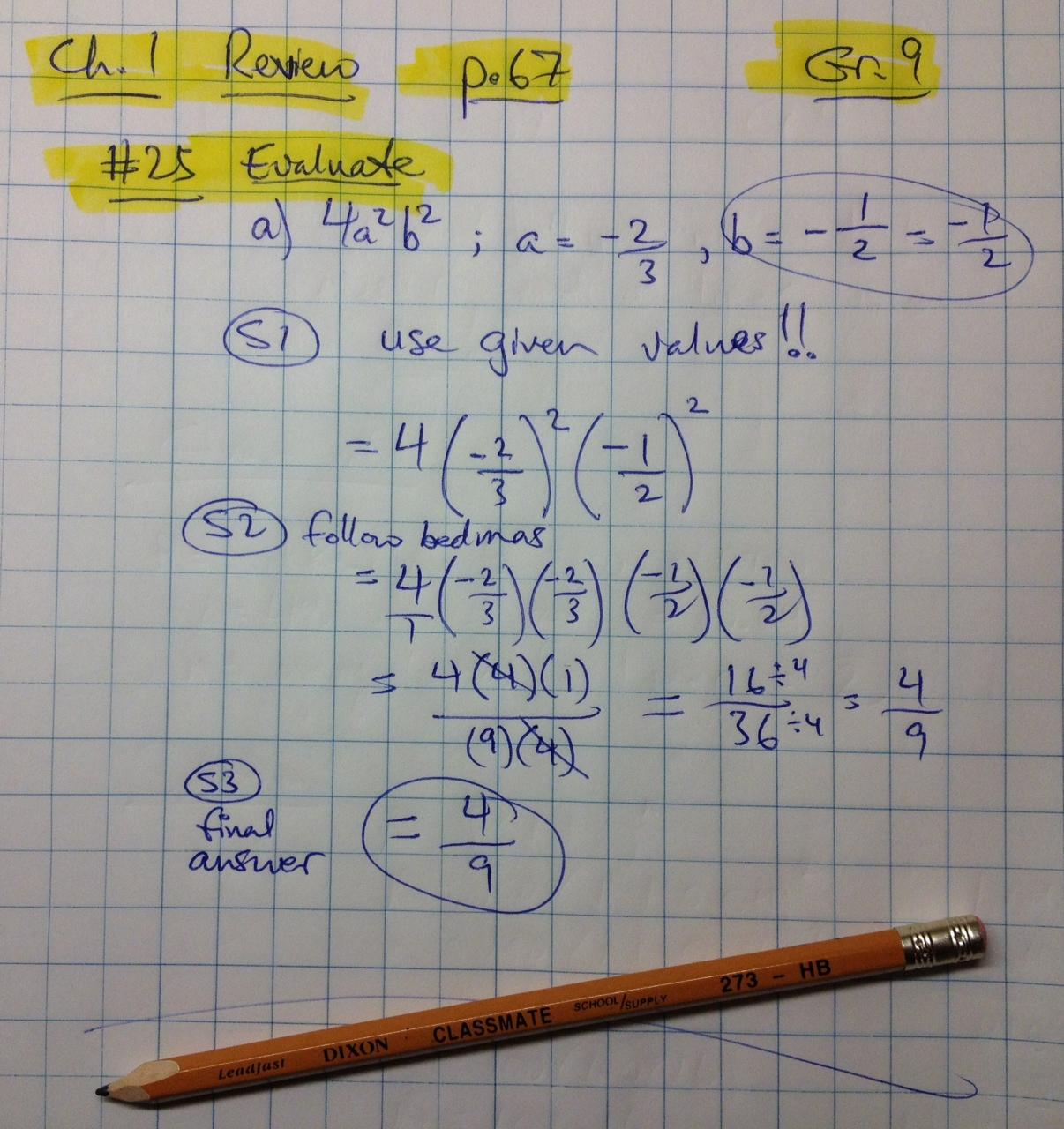 Nelson Math Grade 7 Answers