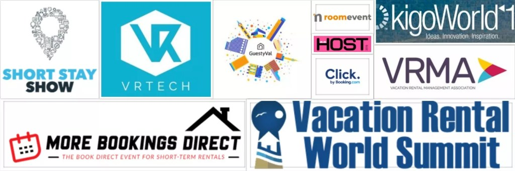 Short Term Rental Conferences and Vacation Rental Industry Events 2019 - 2020
