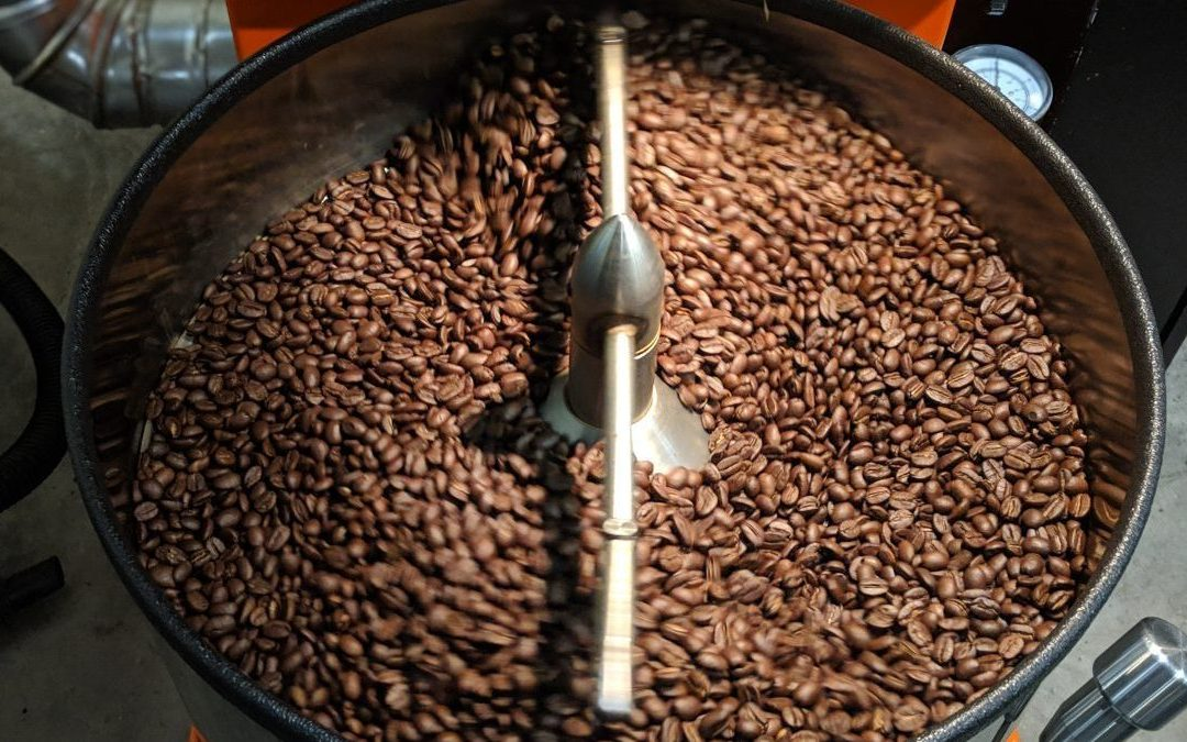Micro Roaster: how we make great beans even better