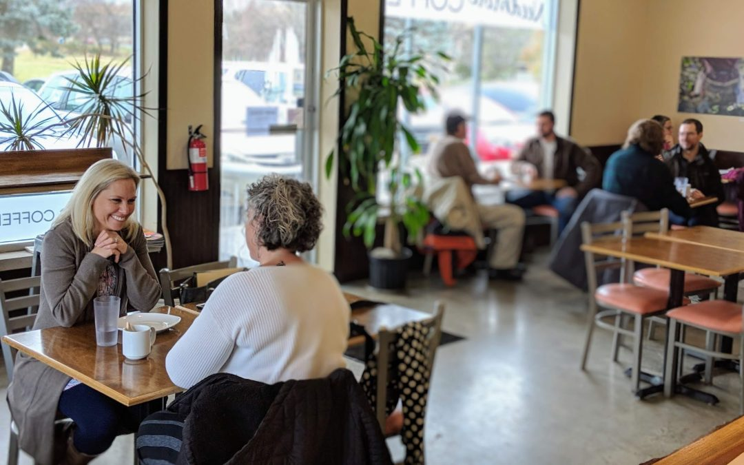 Coffee in Bloomington: How We Built a Coffee Shop Community