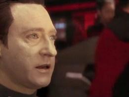 data from Star Trek
