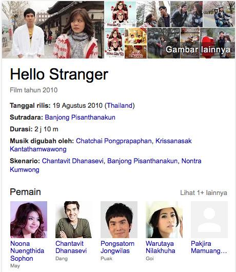 daftar film thailand