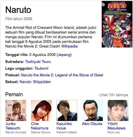 Naruto the Movie Guardians of the Crescent Moon Kingdom