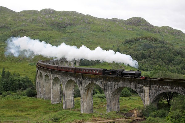 Glenfinnan Viaduct Scotland