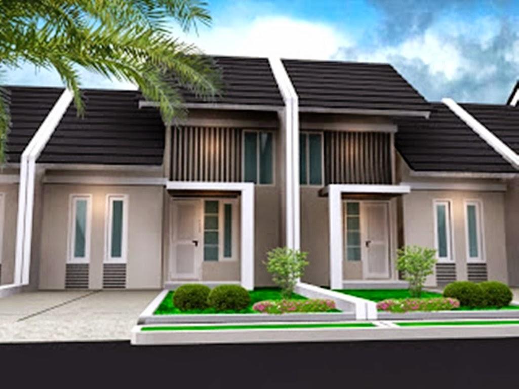 Inspirasi Desain Eksterior Dan Interior Rumah Minimalis Tipe 45 1