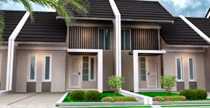 Inspirasi Desain Eksterior dan Interior Rumah Minimalis Tipe 45 1 lantai