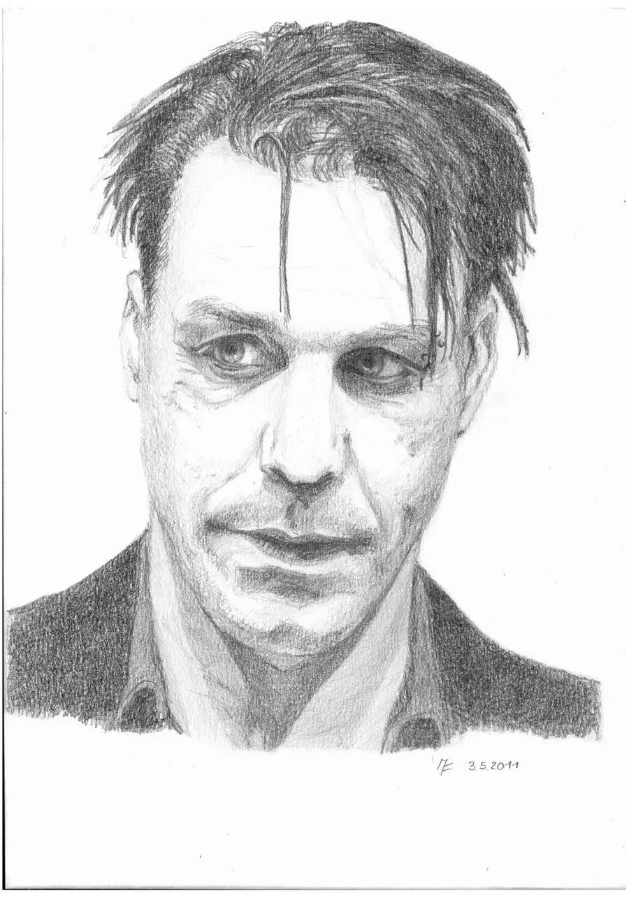 Drawings Of Rammstein 48 Art Works NSF MUSIC STATION