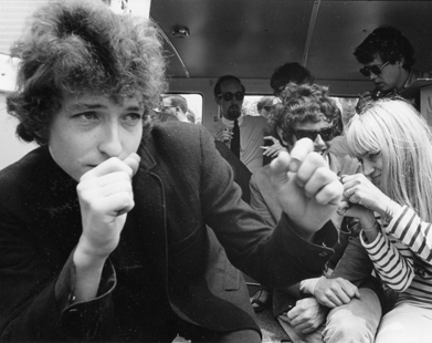 Bob Dylan Boxing