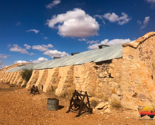 Cordillo Downs Woolshed