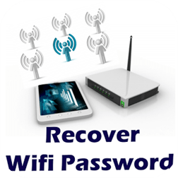 Guide to Recover forgotten Wi-Fi Password for Windows