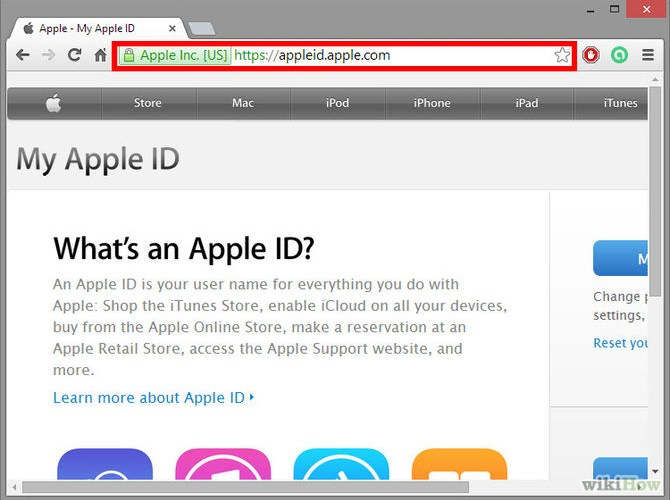 How to Find Your Apple ID