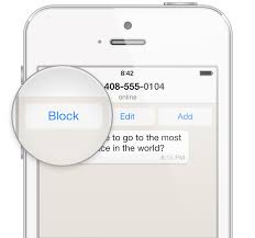 Trick to call someone who blocked you on I phone