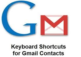 Use Gmail accounts just with keyboard shortcuts