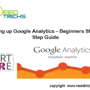 google analytics setting up guide