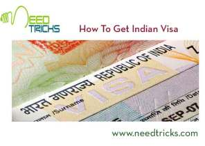 How to Get Indian Visa