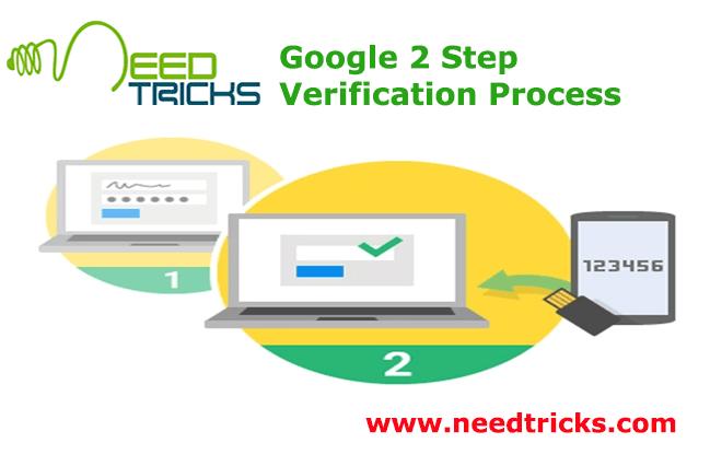 Google 2 Step Verification Process