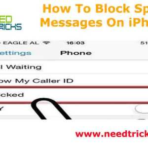 How To Block Spam Messages On iPhone
